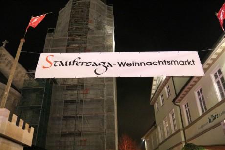 Schwäbisch Gmünd Weihnachtsmarkt.Der Staufersaga Weihnachtsmarkt Beginnt Am 29 November