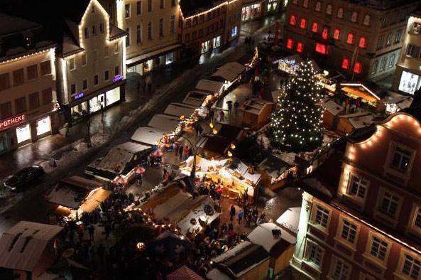 Schwäbisch Gmünd Weihnachtsmarkt.Staufischer Weihnachtsmarkt 2013 Staufersaga Schwäbisch Gmünd E V